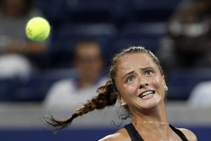 Slovenskou deblovou jednotkou je Kužmová, Miháliková si v rebríčku WTA pohoršila