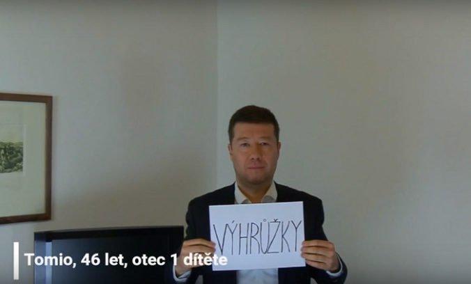 Video: Médiá nás démonizujú, vyhlásil Tomio Okamura a varuje pred extrémizmom
