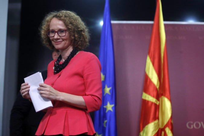 Na zasadnutí ministrov NATO sa po prvý raz zúčastnila aj zástupkyňa Severného Macedónska