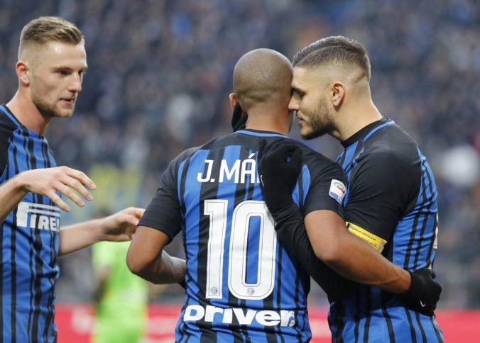 Škriniar má v Interi Miláno nového kapitána, kanoniera Icardiho degradovali