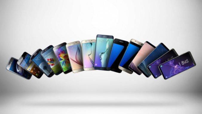 Smartfóny Samsung Galaxy S priniesli množstvo inovácií