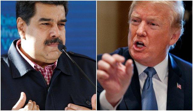 USA pošlú ďalšiu humanitárnu pomoc k venezuelskej hranici a chcú, aby sa Maduro vzdal moci