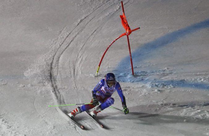 Bola to dráma, moje telo a hlava neboli ideálne, hovorí o slalome v Aare bronzová Petra Vlhová
