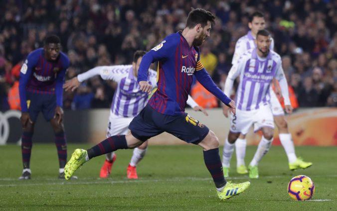 Video: Messi rozhodol o tesnom víťazstve FC Barcelona, Lobotkova Celta Vigo dostala štvorku
