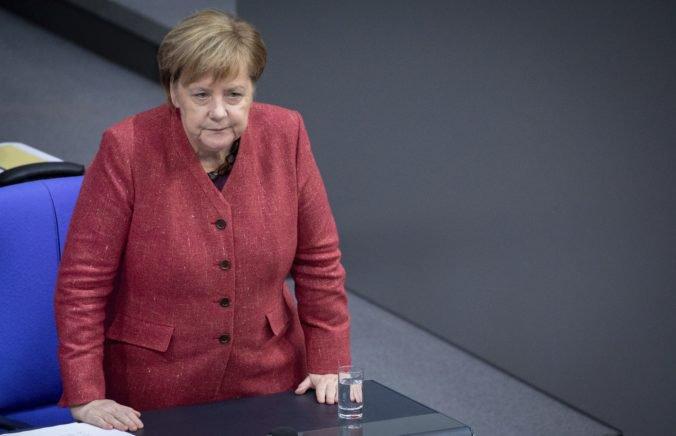 Ak chce EÚ vytvárať globálnych hráčov medzi firmami, podľa Merkelovej musí zmeniť pravidlá
