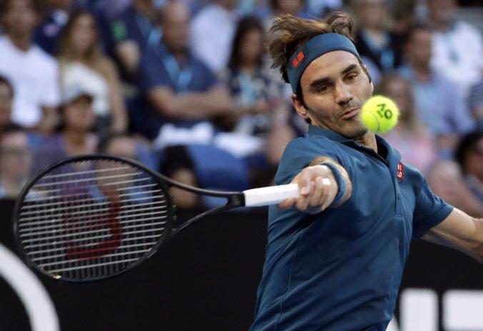 Federer je pripravený vrátiť sa na antuku, na turnaji v Dubaji zabojuje o stý singlový titul