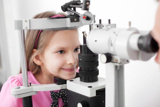 Očným ochoreniam detí sa dá predísť, v škôlkach môžu absolvovať bezplatné meranie zraku