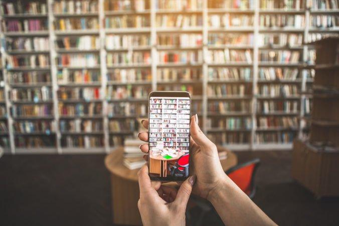 Banskobystrický kraj zavádza v knižniciach nový systém, knihy sa dajú objednať aj cez mobil
