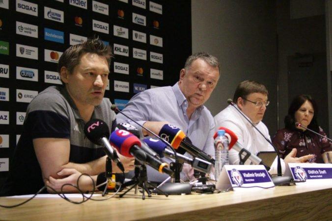 HC Slovan Bratislava označil svoju sezónu za najhoršiu, zotrvanie v KHL závisí od príchodu investora