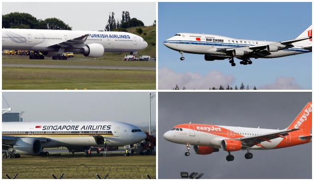 Niektoré letecké spoločnosti bojujú s dôsledkami klimatických zmien. Ktorá je najekologickejšia?