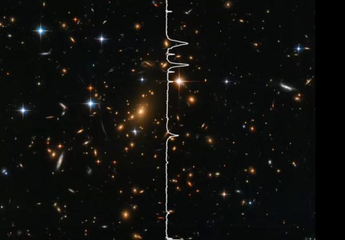 Video: Vedci z NASA zhudobnili fotografiu z Hubblovho vesmírneho ďalekohľadu