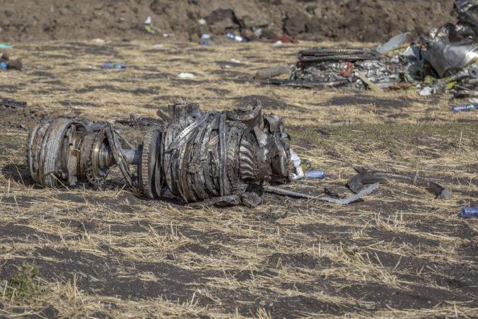 Aktualizované: Našli čierne skrinky z havarovaného Boeingu spoločnosti Ethiopian Airlines