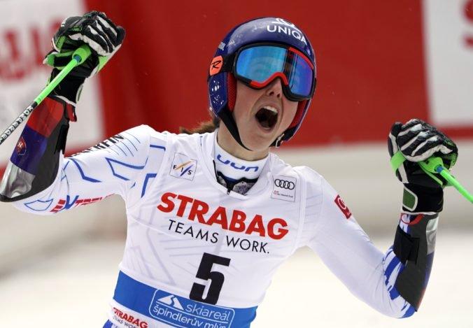 Fantastické! Petra Vlhová má isté druhé miesto v celkovom poradí Svetového pohára