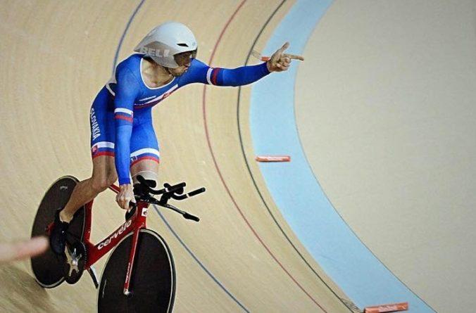 Jozef Metelka sa stal vicemajstrom sveta v dráhovej paracyklistike, doplatil na pomalší štart
