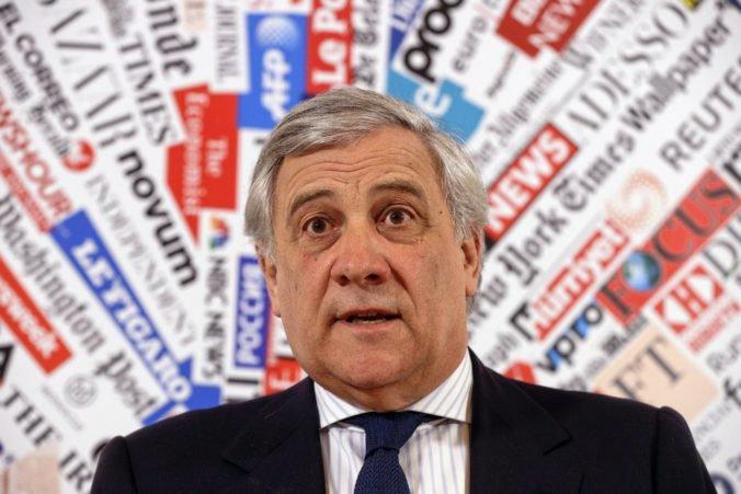 Predseda Európskeho parlamentu sa ocitol pod paľbou kritiky, v rozhovore chválil Mussoliniho