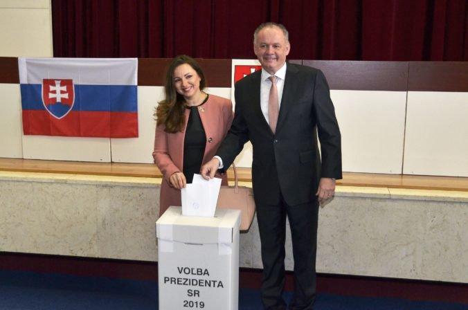 Poďte voliť, váš hlas je dôležitý, vyzval Kiska a zhodnotil aj päť rokov v prezidentskom kresle