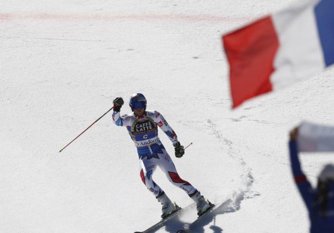 Video: Pinturault vyhral finálový obrovský slalom v Soldeu a skvele zakončil sezónu