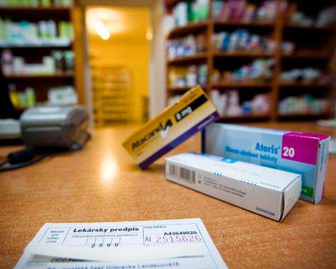 Každý piaty Slovák rieši chorobu užitím lieku na predpis, ktorý predtým nespotreboval