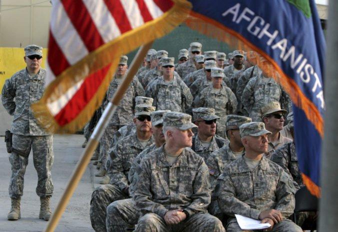 Počas vojenskej operácie v Afganistane prišli o život dvaja americkí vojaci