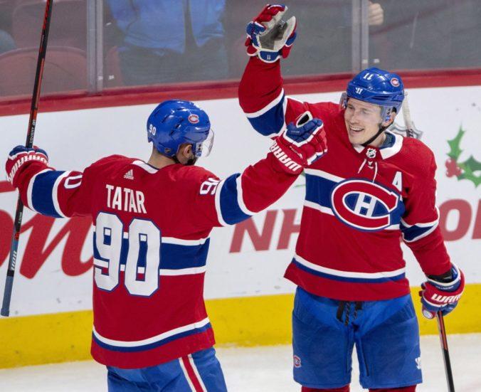 Video: Tatar exceloval proti Buffalu a pripísal si tri body, v NHL uspela aj Jarošova Ottawa