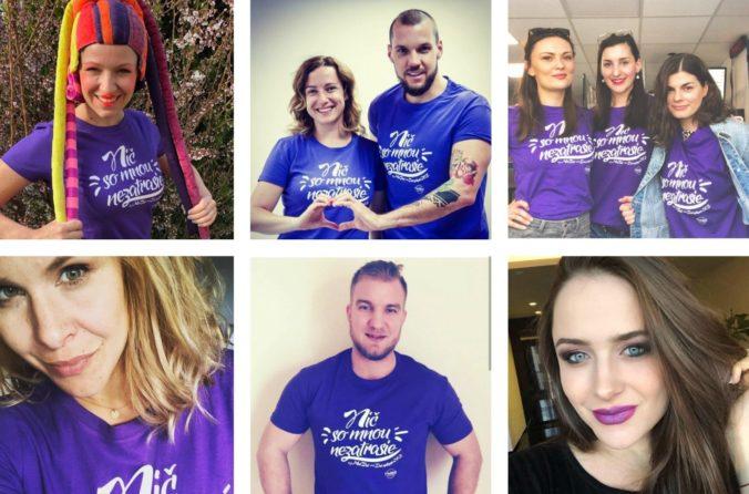 Slovensko sa zafarbilo do fialova, myšlienka Svetového dňa epilepsia vznikla pred 11 rokmi