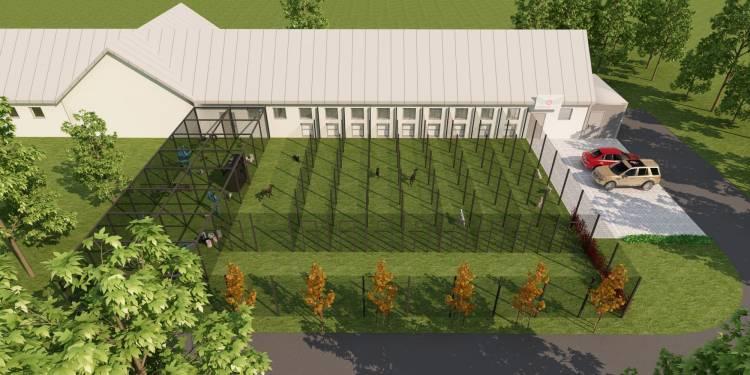 VMoldave nad Bodvou vzniká prvé krízové centrum pre zvieratá na Slovensku