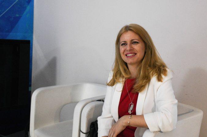 Zuzana Čaputová sa bude pripravovať na výkon funkcie, protokolistka priblížila aj inauguráciu