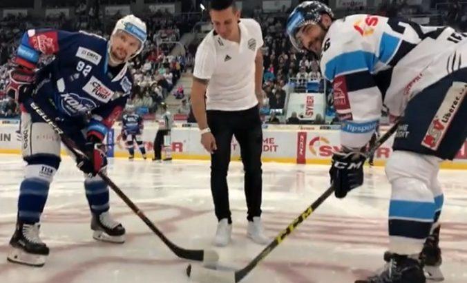 """Video: Radivojevič vhodil čestné buly v zápase Liberca a spomínal na pôsobenie v drese """"tigrov"""""""