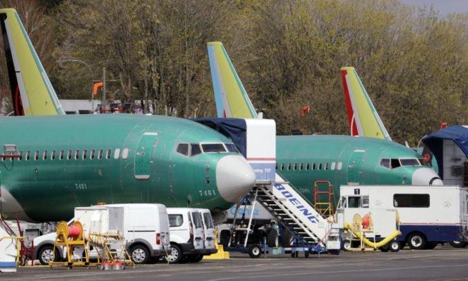 Boeing skrýval problémy stroja 737 Max, tvrdí jeden z akcionárov a na spoločnosť podal žalobu