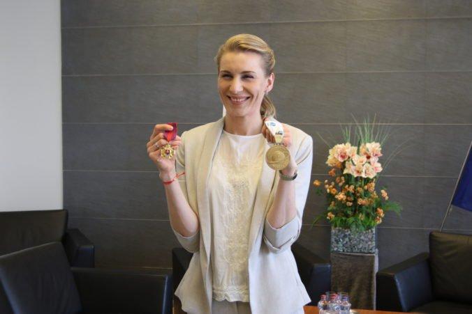 Anastasia Kuzminová bilancovala úspešnú kariéru, pády a prehry ju posúvali ďalej ku víťazstvám