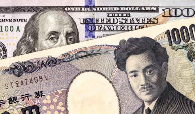 Dolár klesol voči jenu, USA a Čína sa údajne blížia k uzatvoreniu obchodnej dohody
