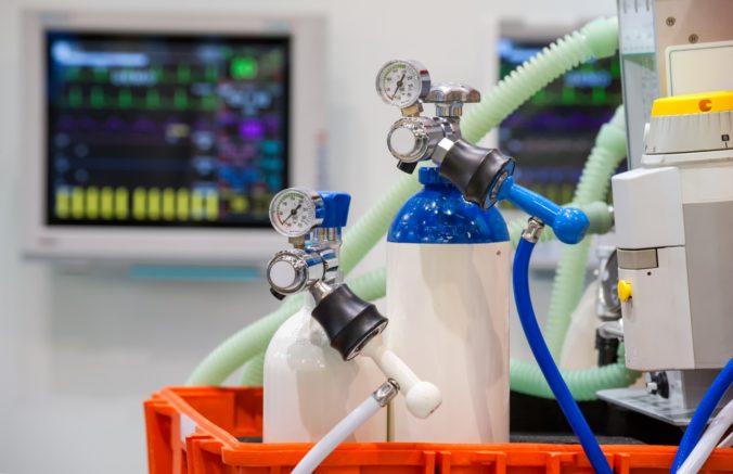 Kontrolóri sťahujú z trhu stlačený kyslík vo fľaši, produkt môže mať technické problémy