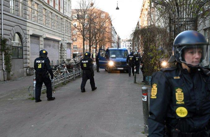 Násilnosti v Kodani vyprovokoval právnik, do vzduchu vyhodil korán