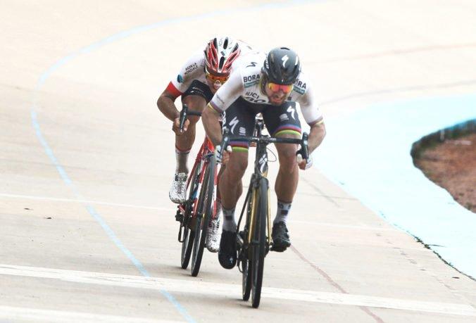 Video: Máme len jeden výstrel, hodnotí Sagan klasiku Paríž-Roubaix a priznal, že mal prázdne nohy