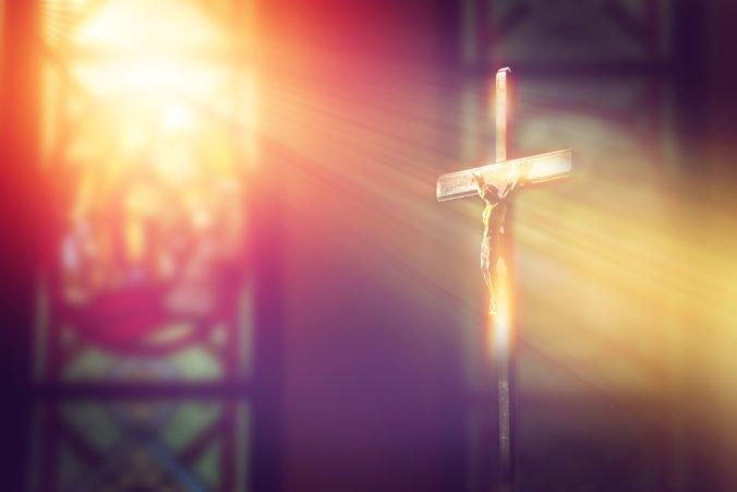 Veľký piatok je deň utrpenia, ukrižovania a smrti Ježiša Krista