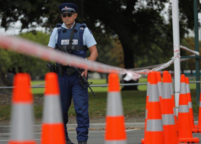 Polícia evakuovala oblasť v Christchurchi, našla muníciu a podozrivé výbušné zariadenie