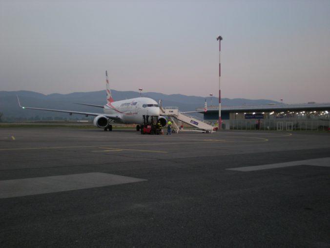 Letisko Sliač spolupracuje s Banskobystrickým krajom a má záujem o pravidelnú leteckú linku