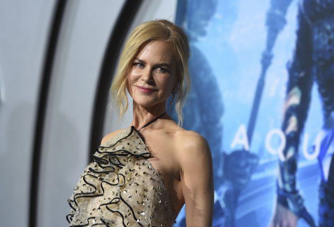 Nicole Kidman si zahrá v seriálovej adaptácii románu Nine Perfect Strangers