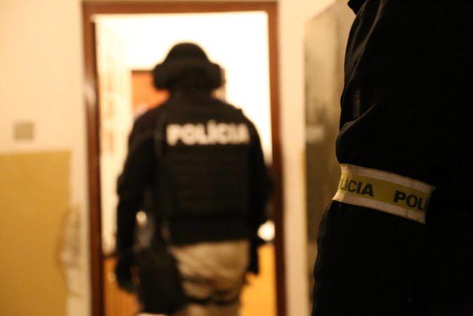 Polícia zadržala mužov v prípade únosu cudzinca v Bratislave