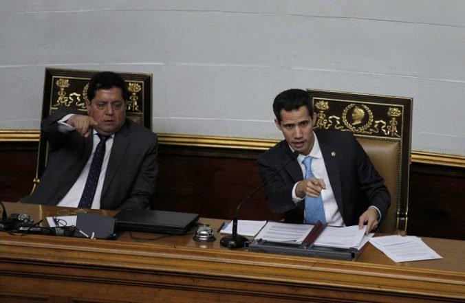 Zástupcu Guaidóa zatkla štátna tajná služba, po neúspešnom prevrate čelí obvineniu z velezrady