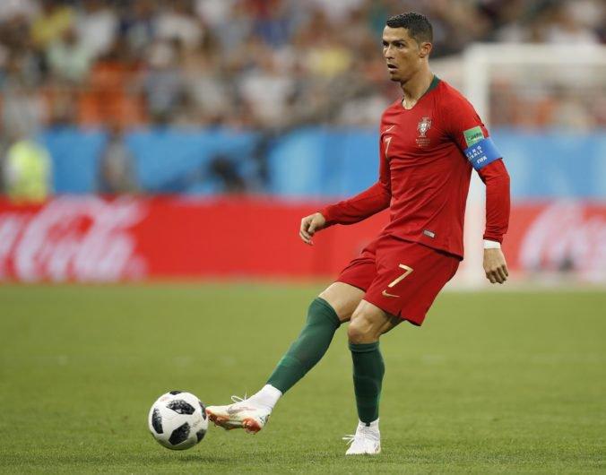 Cristiano Ronaldo pomôže Portugalsku na finálovom turnaji Ligy národov