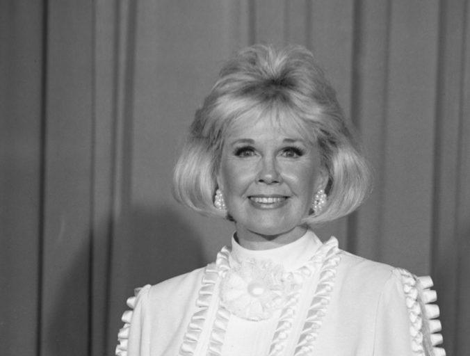 Vo veku 97 rokov zomrela Doris Day, patrila medzi najpopulárnejšie herečky