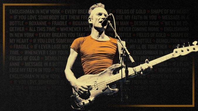 Sting si do Bratislavy privezie svojich krajanov, koncert otvorí indie-rocková kapela Wild Front