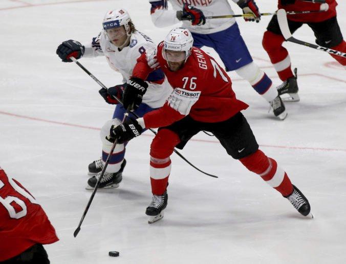 Video: Švajčiarsko vyhralo aj štvrtý zápas na MS v hokeji 2019, Nórsko zlomilo v poslednej desaťminútovke
