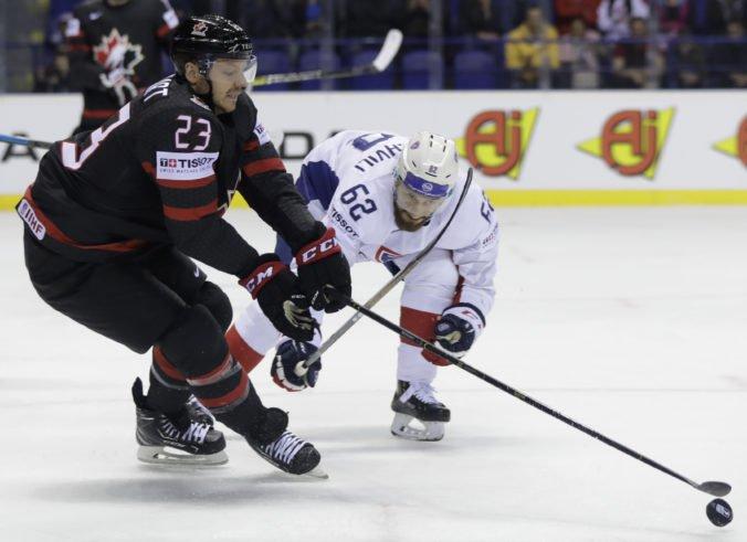 Video: Kanada má na MS v hokeji 2019 ďalšie tri body, zdolala aj Francúzsko