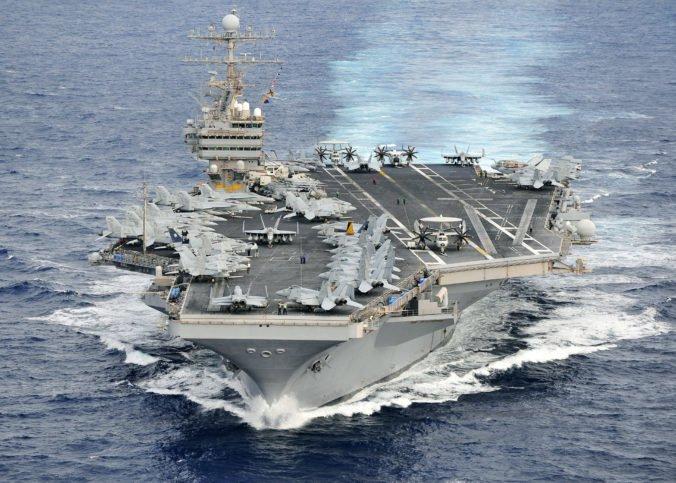 Iránske rakety môžu dosiahnuť na vojnové lode v Perzskom zálive, tvrdia Revolučné gardy