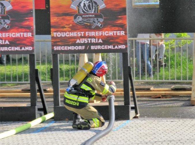 Slovenskí hasiči zožali úspech na súťaži v Rakúsku, uspeli vo viacerých kategóriách