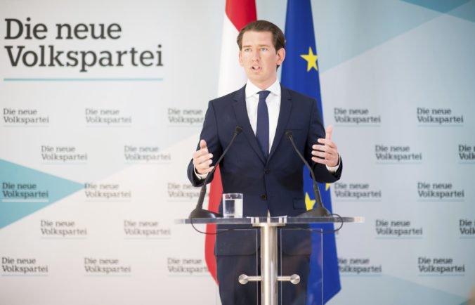 Kancelár Kurz po škandáloznom videu posiela z vlády preč aj Kickla a celú FPÖ