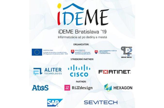 Spustená registrácia na odbornú konferenciu iDEME 2019