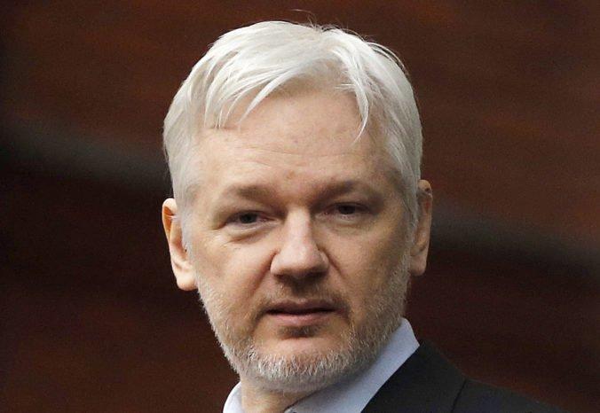 Švédsko požiadalo o príkaz na zadržanie Assangea, opäť otvorili prípad údajného znásilnenia